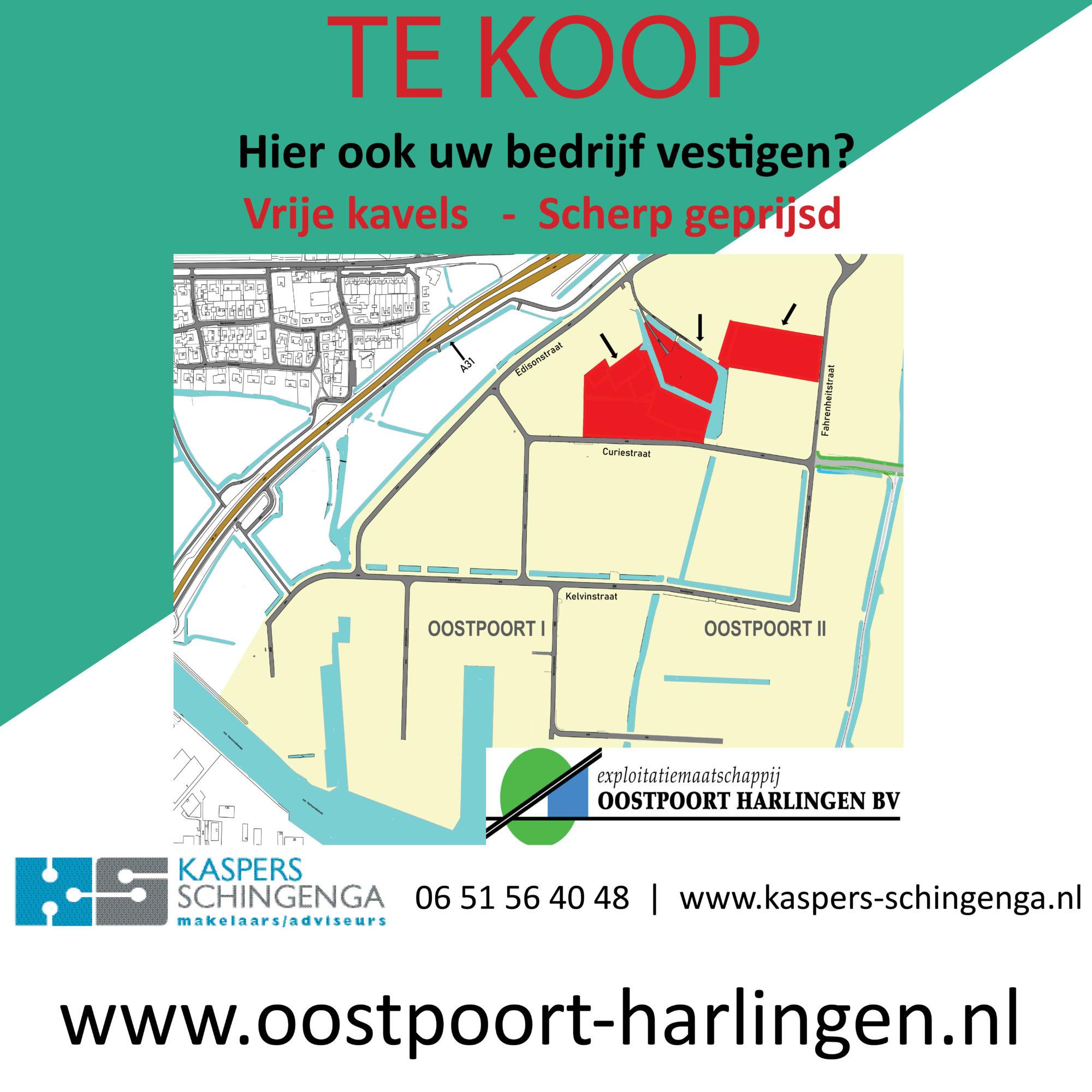 Oostpoort Kavel