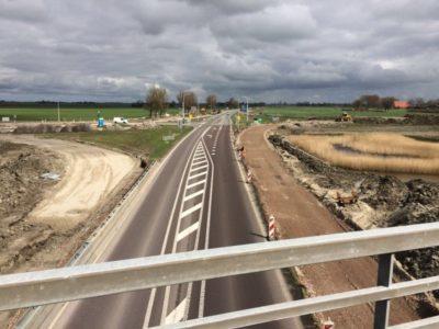 Reconstructie Kruispunt Winsum