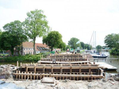 Reconstructie Van Halvemaanspoortbrug