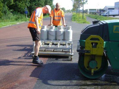 Green Repave: Asfaltschades Repareren