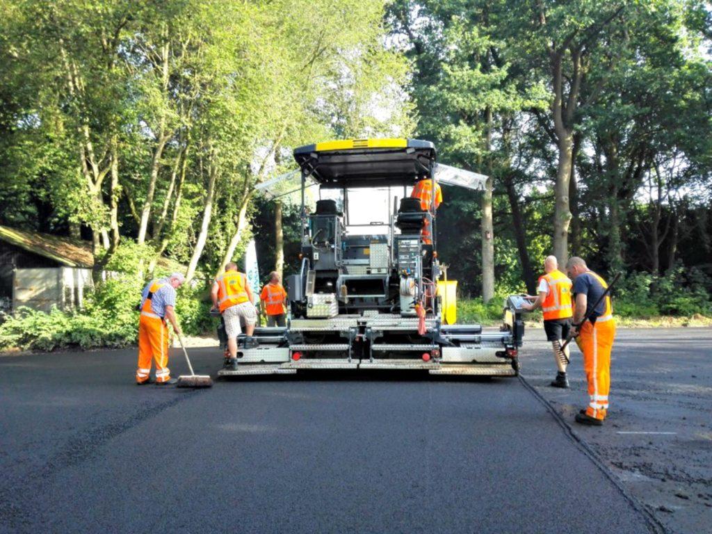 Innovatie asfalt