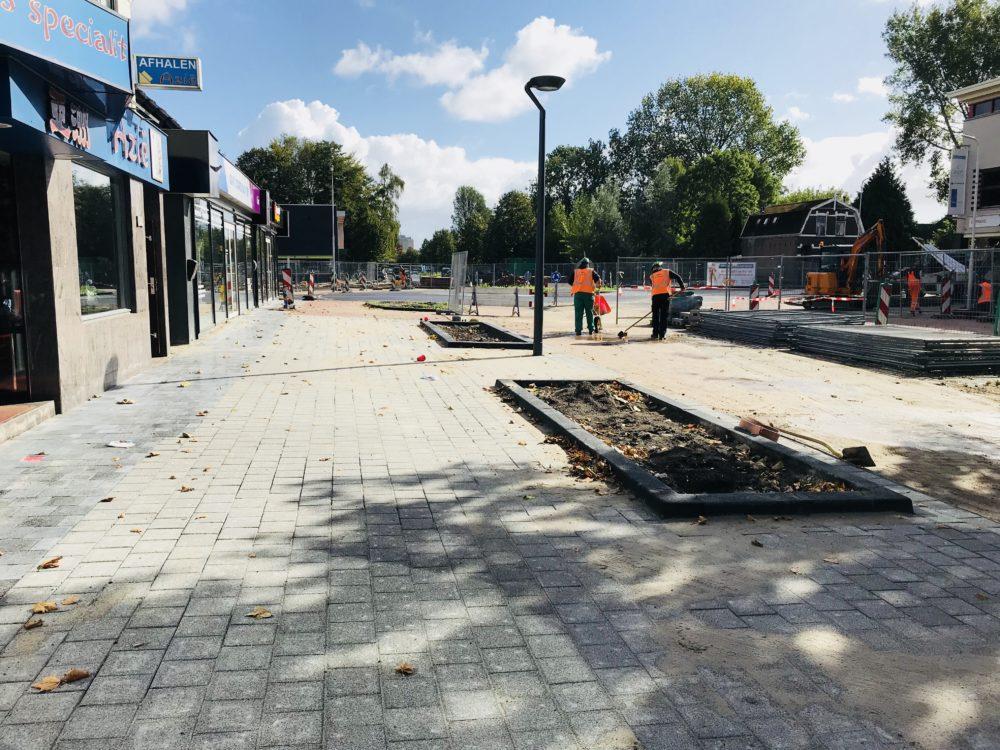 Nieuwsbrief Herinrichting Noord- En Zuidkade En Aanleg Rotonde Te Drachten – Oktober 2018