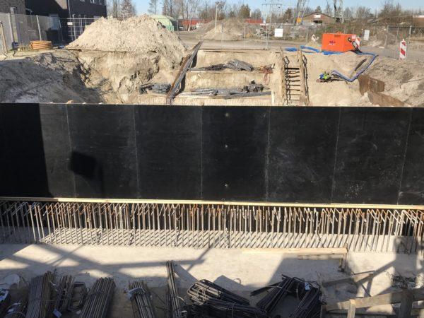 De_Luwte_Drachten_brug_bekisting_betonstort_ijzervlechten