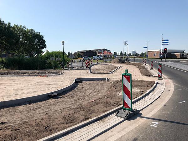 Uitbreiding Fietsenstalling Busstation Lemmer