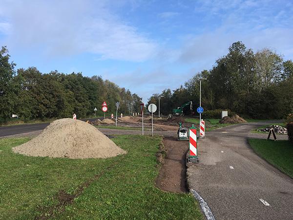 Fietspad-Sanjesfertier-Feanwalden-De-Sanjes-Boppewei-asfalteren
