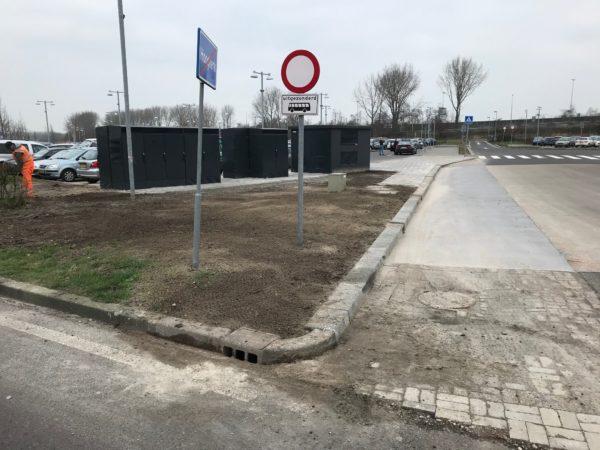 Elektrisch Oplaadpunt Hoogkerk-Groningen Busstation