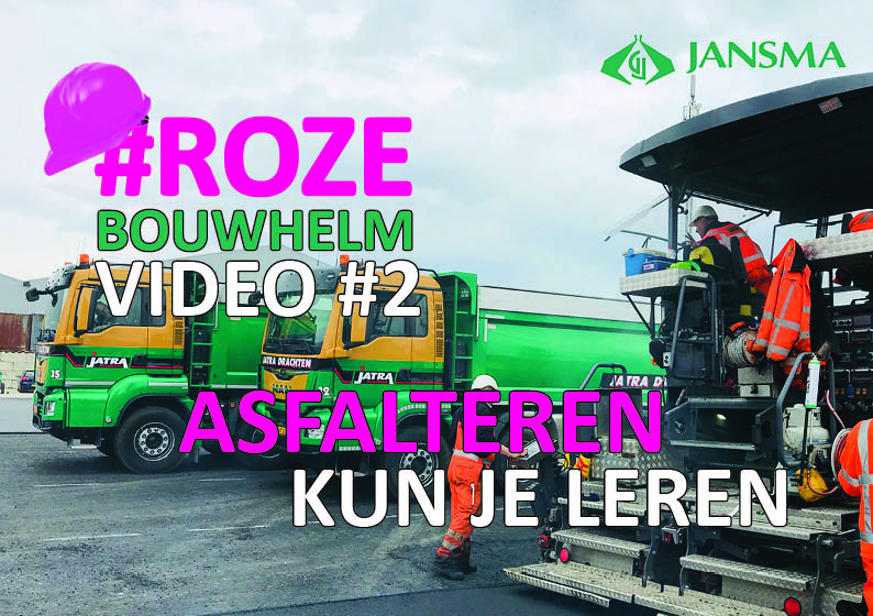 Thumbnail Asfalteren Harlingen april 2019
