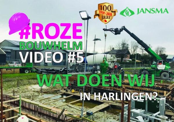#Rozebouwhelmvideo #5 Wat Doen Wij In Harlingen?