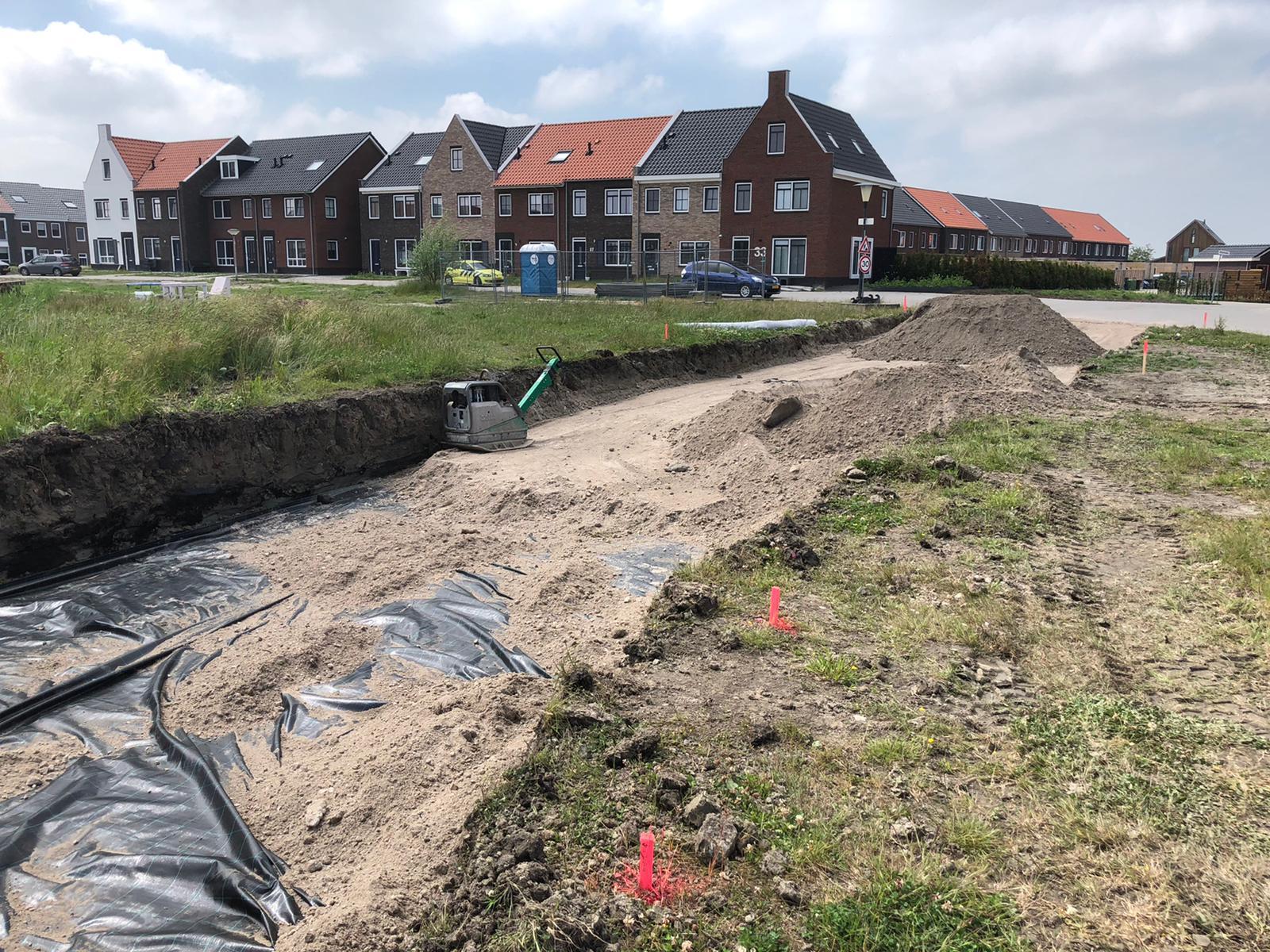 Update Van Lopende Projecten