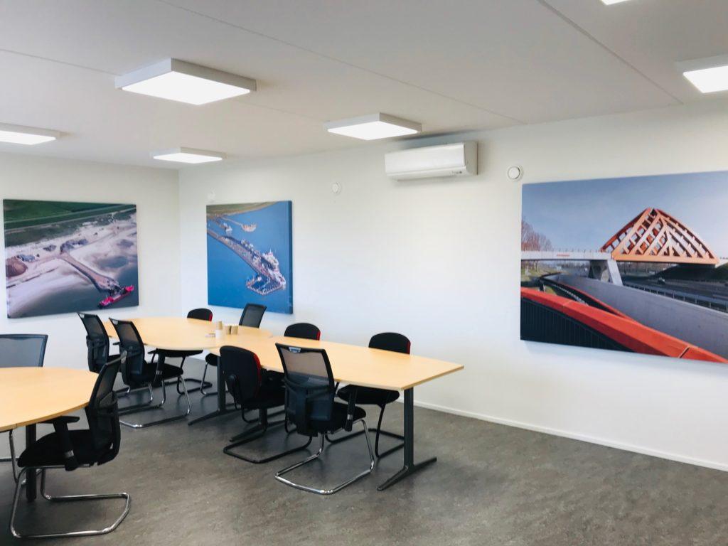 Te huur kantoorruimte kantoor Nobelweg 13 Leeuwarden - kantoorruimte interieur -1