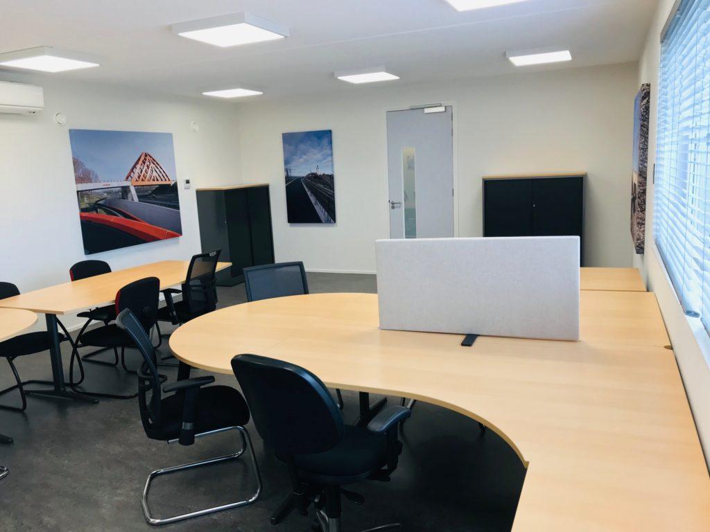 Te huur kantoorruimte kantoor Nobelweg 13 Leeuwarden - kantoorruimte interieur -2