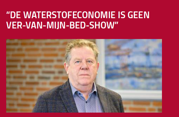 Gastcolumn Directeur George Kempenaar In Verenigingsmagazine Bouwend Nederland